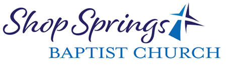 logo shop springs baptist church - home